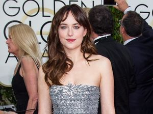 Dakota Johnson took a whip from Fifty Shades of Grey set