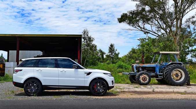 The 2015 Range Rover Sport SDV8 HSE Dynamic.