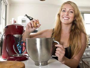 Crafty mums make and bake business success