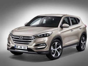 Hyundai Tuscon to replace ix35 with rugged upgrade