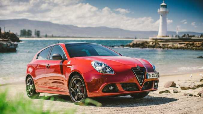 The new Alfa Romeo Giulietta starts from less than $30,000 plus on-roads.