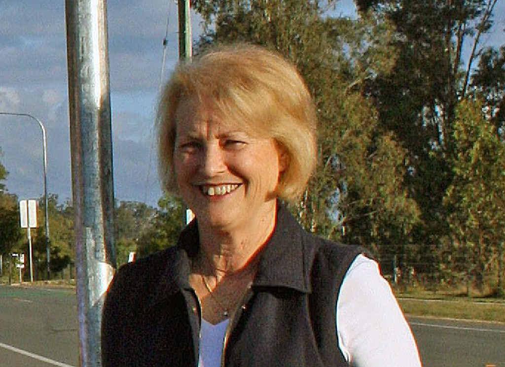 Ipswich Councillor Sheila Ireland