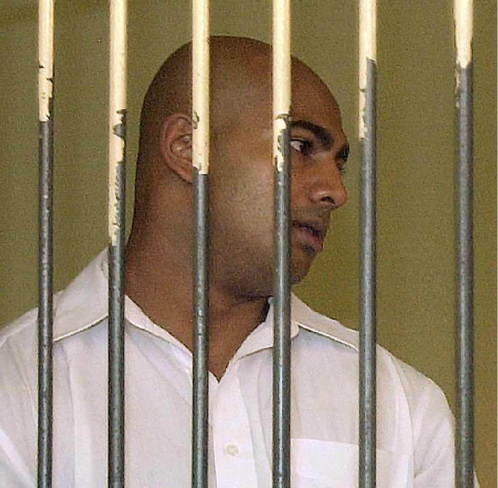 Australian Bali Nine inmate Myuran Sukumaran Andrew Chan, who has been sentenced to execution by firing squad for drug trafficking.