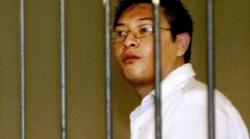 Australian Bali Nine inmate Andrew Chan, who has been sentenced to execution by firing squad for drug trafficking.