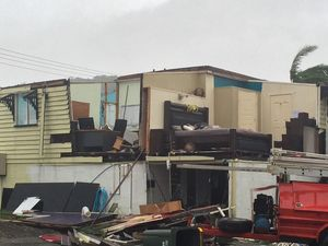 Marcia loses cyclone moniker after frightening Friday