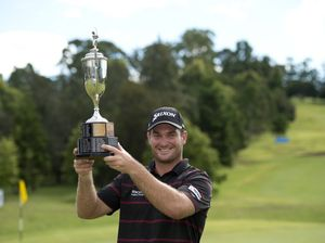 Fox claims Qld PGA Championship