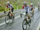 Riders reign in wet Cyclo Sportif