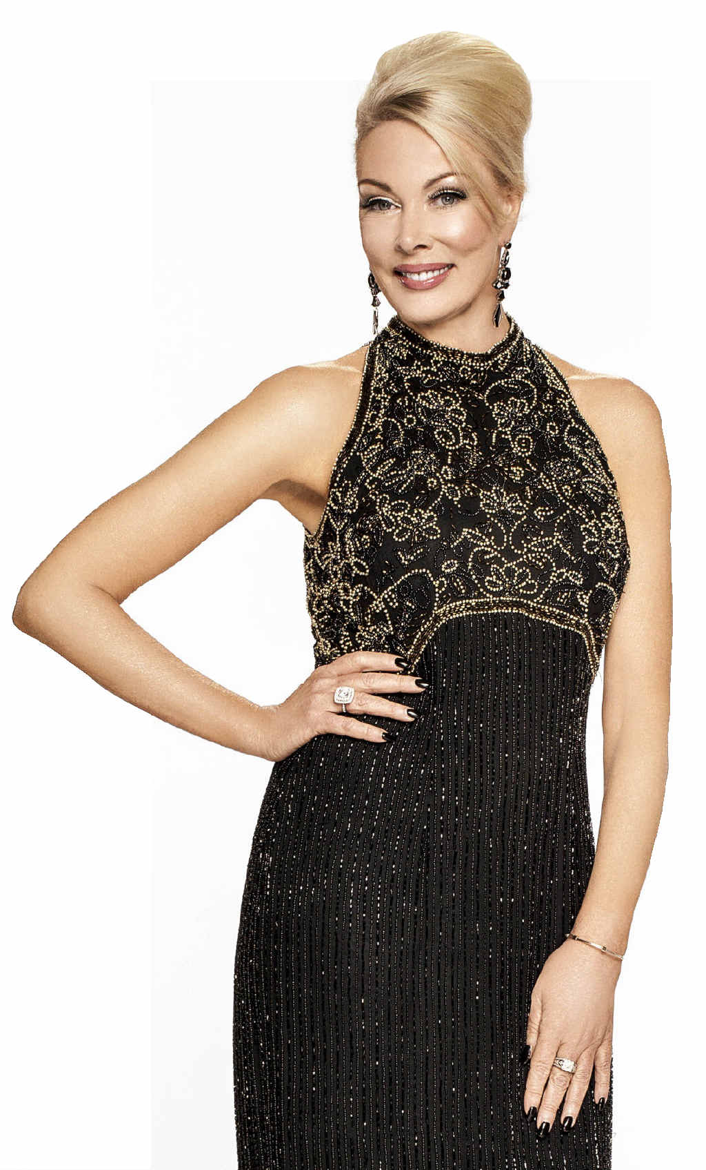 BACK FOR MORE: Melbourne property developer Janet Roach, who was born in Gympie, stars in season two of The Real Housewives of Melbourne.
