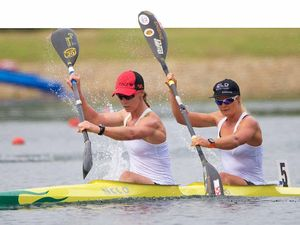 Aussie coach puts Coast pair in frame for Rio Olympics