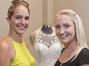 Latest wedding trends on show at expo