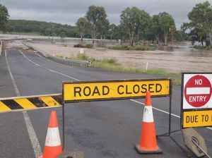 Monto hit by their third big flood in five years