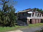 Damage in Yeppoon from Cyclone Marcia. Photo Lisa Benoit / The Morning Bulletin