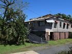 Damage in Yeppoon from Cyclone Marcia. Photo Lisa Benoit / The Morning Bulletin
