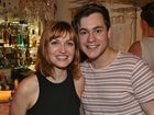 L-R Therese Kirsten and Nick Sowden at Ginger Mule. Photo Liam Fahey / Morning Bulletin