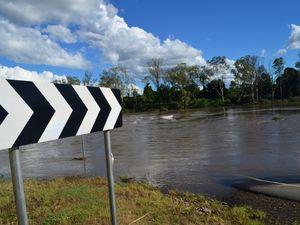 Flooding around the region