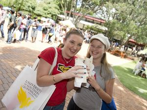 O-Week fun at USQ