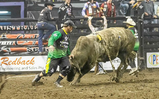 BUCKING ACTION: Bullfighters are nothing short of incredibly brave. Photo: Contributed