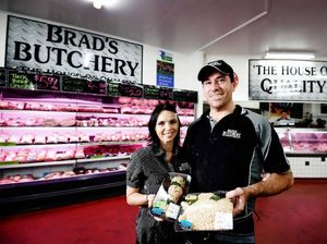 Gluten free butcher caters to sufferers of coeliac's disease