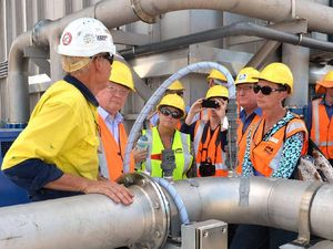 Marian Water Treatment Plant is almost completed