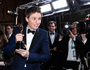 Eddie Redmayne: from waiting tables to an Oscar