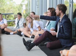 Change Makers Forum for Year 11-12 students at USQ