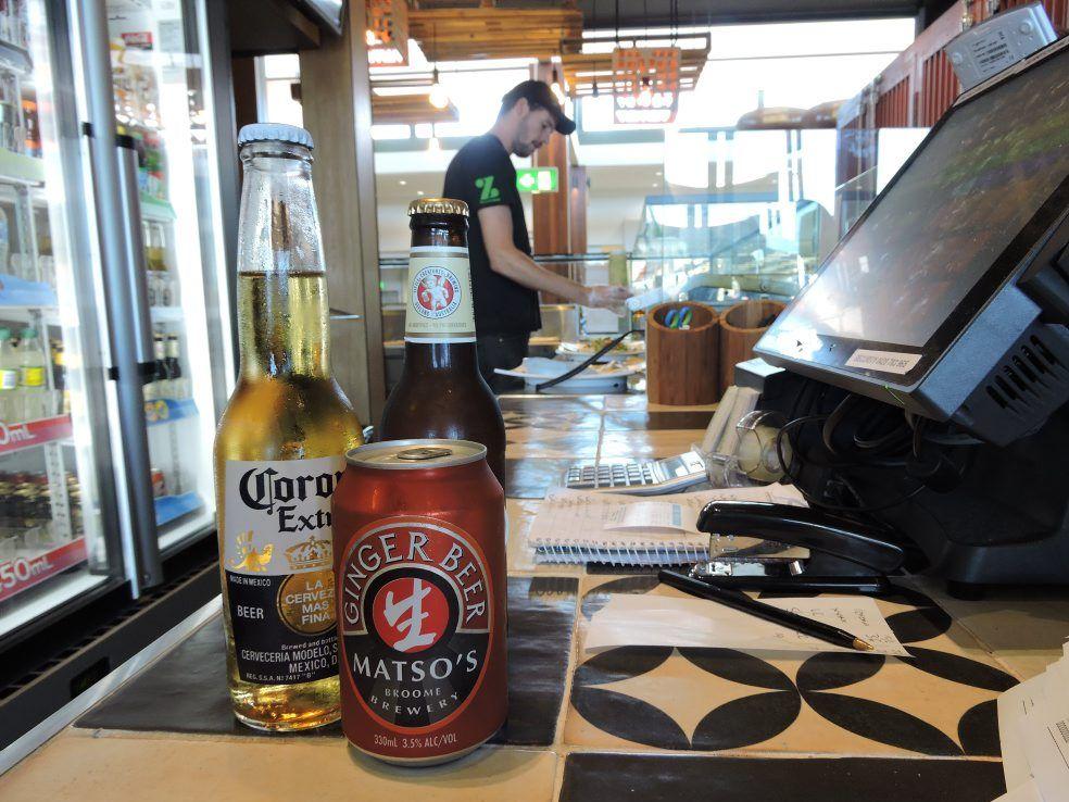 Zambreros at Stockland Hervey Bay has introduced alcoholic drinks to its menu.