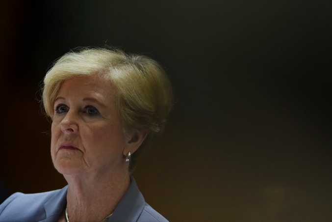 President of the Human Right Commission Prof. Gillian Triggs