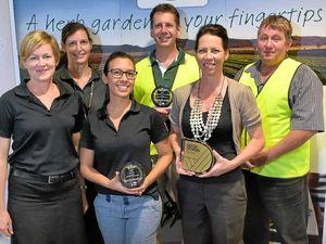 Gourmet Garden wins product of the year