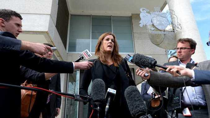 Peta Credlin, the woman behind former Prime Minister Tony Abbott