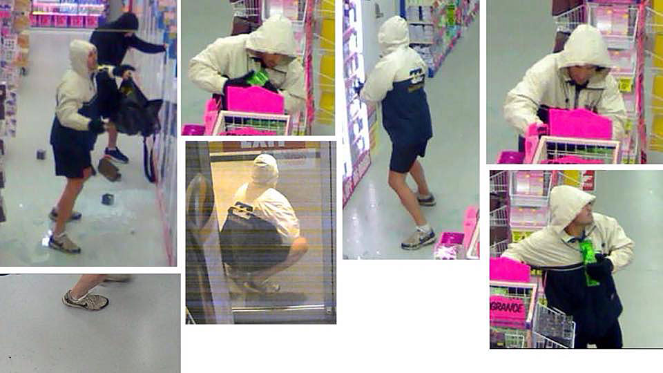 Ipswich Police are requesting assistance to identify the people depicted in these CCTV images.