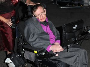 Stephen Hawking 'very proud' of Eddie Redmayn