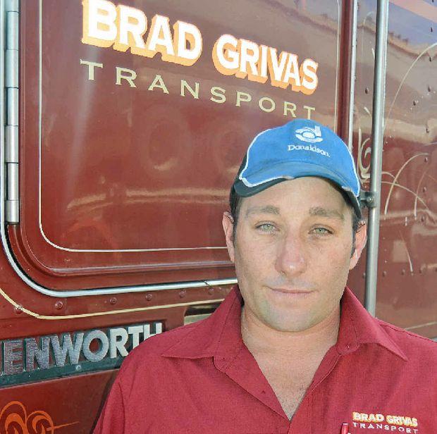 Brad Grivas Big Rigs
