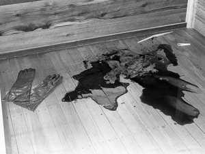 Hodgson Vale crime scene