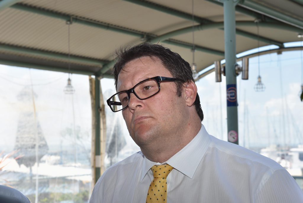 Former PUP Senator Glenn Lazarus has formed his own party: Glenn Lazarus Team