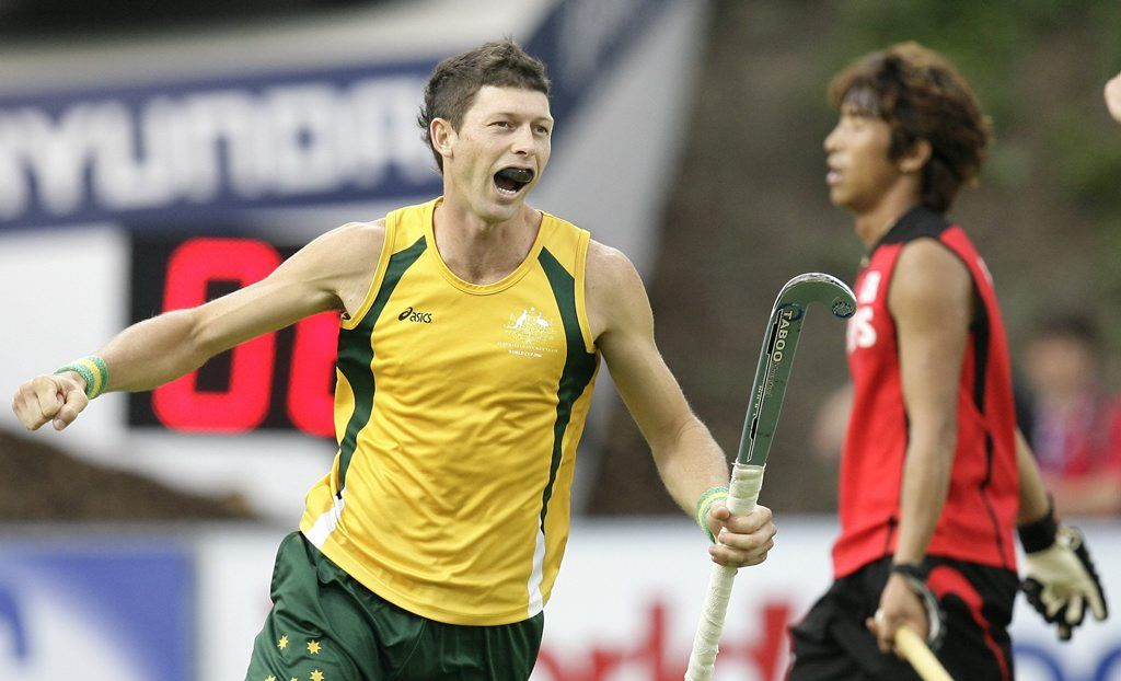 HEADING TO BUNDY: Former Kookaburras player Troy Elder will be in Bundaberg Saturday to help develop some of the region's most promising junior players.