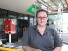 Marmor service station manager Mairead Coyle is working hard to reopen the business after Cyclone Marcia. Photo Christine McKee / The Morning Bulletin