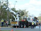 Ergon Energy crews power to reconnect region after Marcia