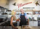 TAKING OVER: German chef Dirk Sigmann will bring his skills to the kitchen at Marracas Boatshed Cafe as he takes over from from owner Marika Birta for a special one-off weekend of culinary delights.