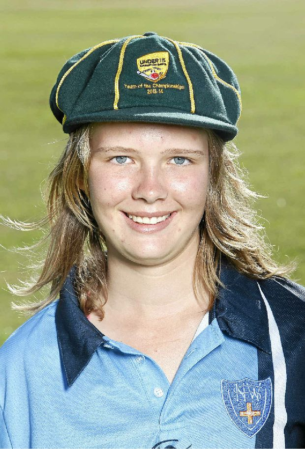 ON TOUR: Carly Leeson represented the Shooting Stars in Sri Lanka. PHOTO: ADAM HOURIGAN