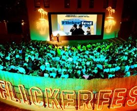Flickerfest is coming to the Empire Theatre.