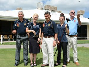 Rotary club brings back charity golf day