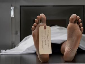 Man hides mother's body in freezer for three years