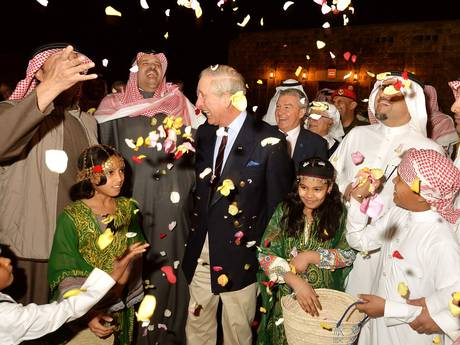 Saudi Arabia has close ties with Britain, as Prince Charles' recent visit demonstrated
