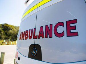 Teen stable after motorbike crash at Windera