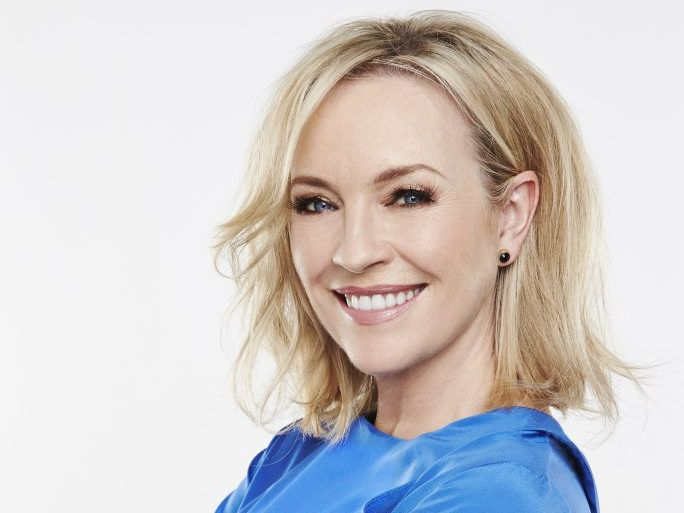 Rebecca Gibney stars in and produces the TV series Winter.