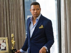 Terrence Howard plays music mogul in new show Empire