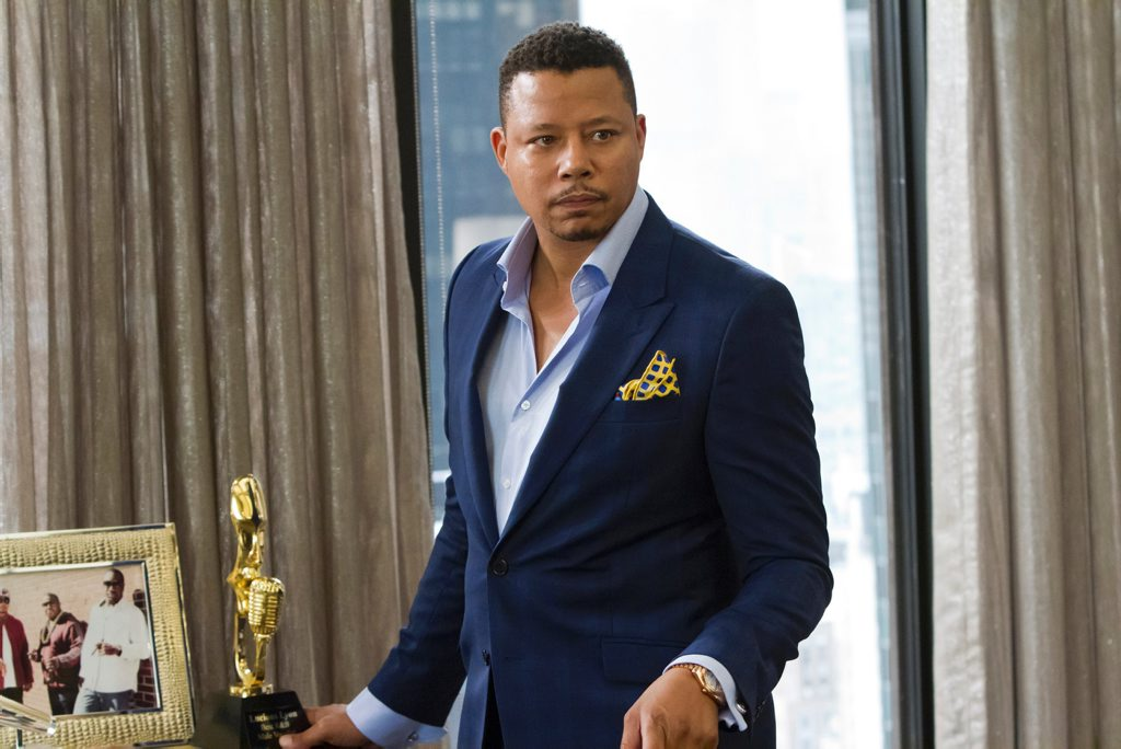 Terrence Howard in a scene from the TV series Empire.