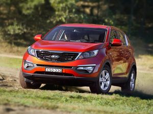 2014 Kia Sportage SLi Series II road test | The chosen one