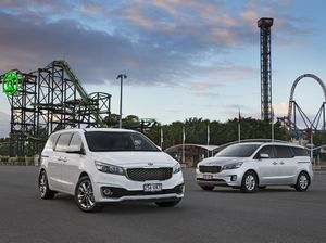 2015 Kia Carnival road test review | Forceful baptism