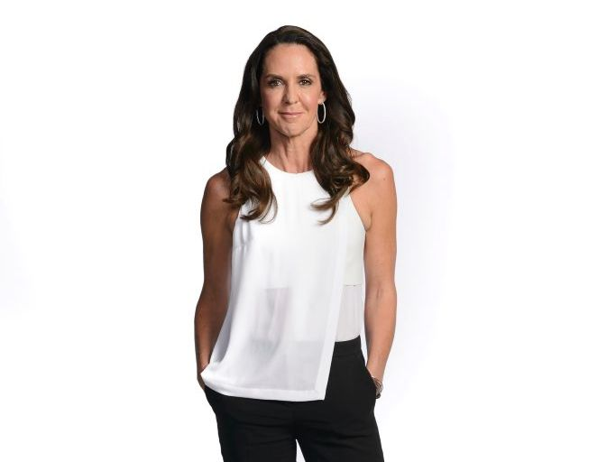 Boost Juice founder Janine Allis stars in the TV series Shark Tank.